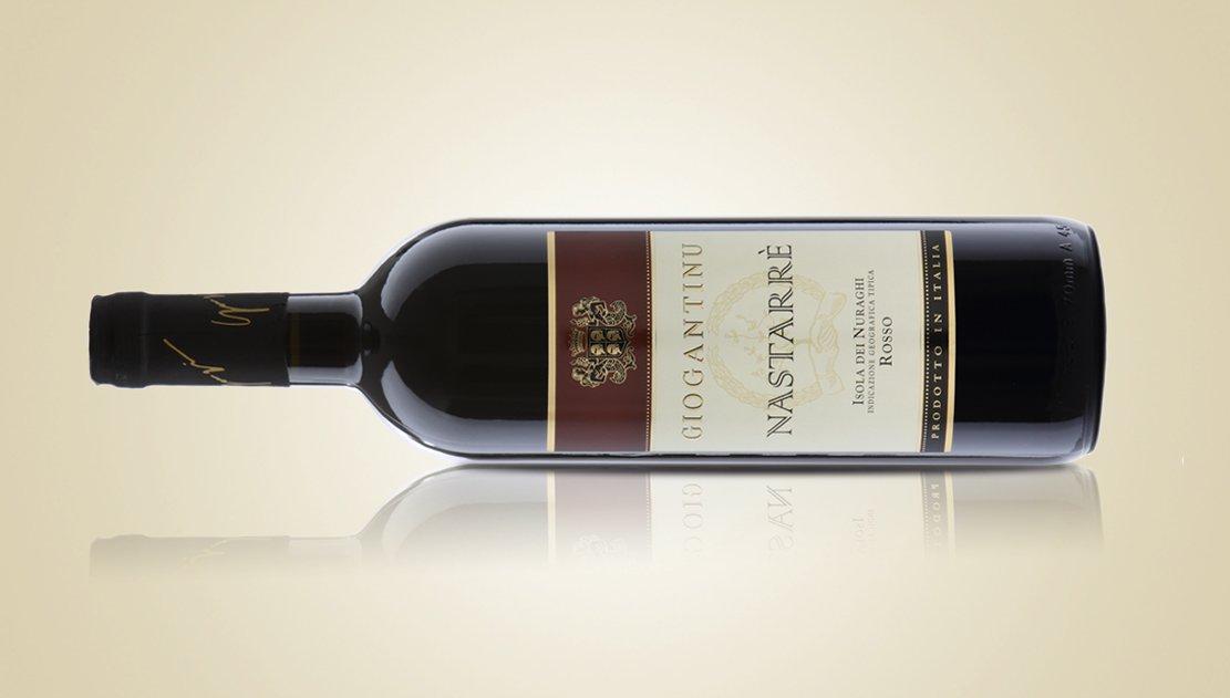 Cantina Giogantinu - i vini rossi