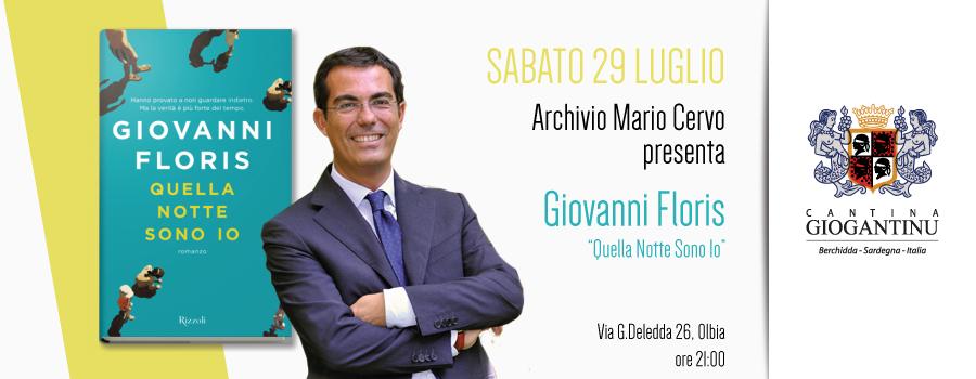 Giovanni Floris alla Cantina Giogantinu