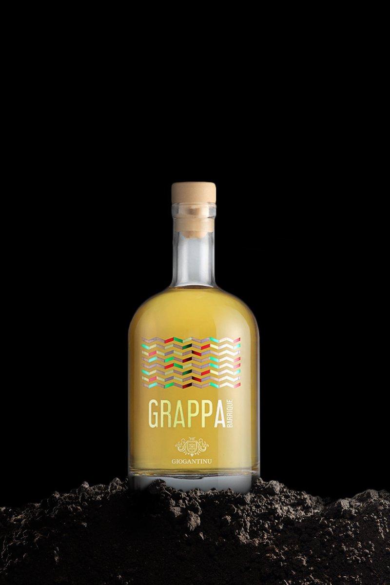 Cantina Giogantinu - La grappa