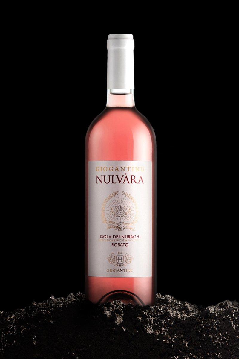 Cantina Giogantinu - Nulvara rosato Isola dei Nuraghi IGT