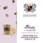 Giogantinu al Vinitaly 2019