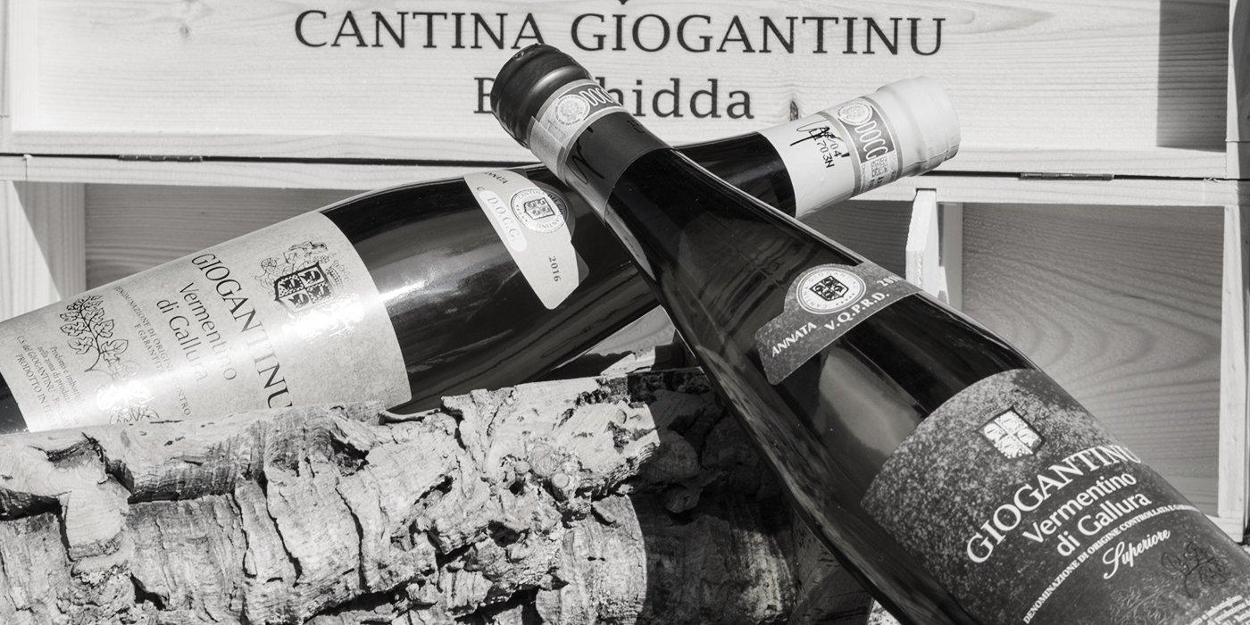 Cantina Giogantinu - 1990