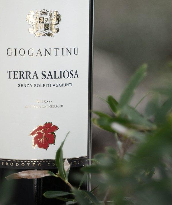 Cantina Giogantinu - Senza Solfiti aggiunti