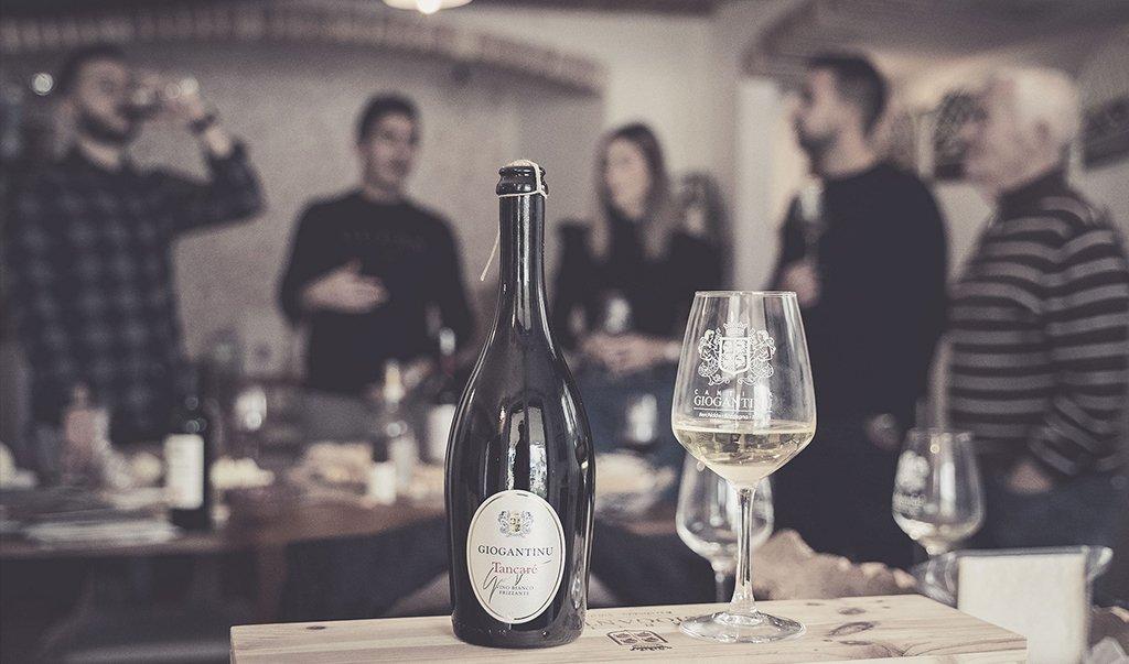 Cantina Giogantinu - Il Wine Tour
